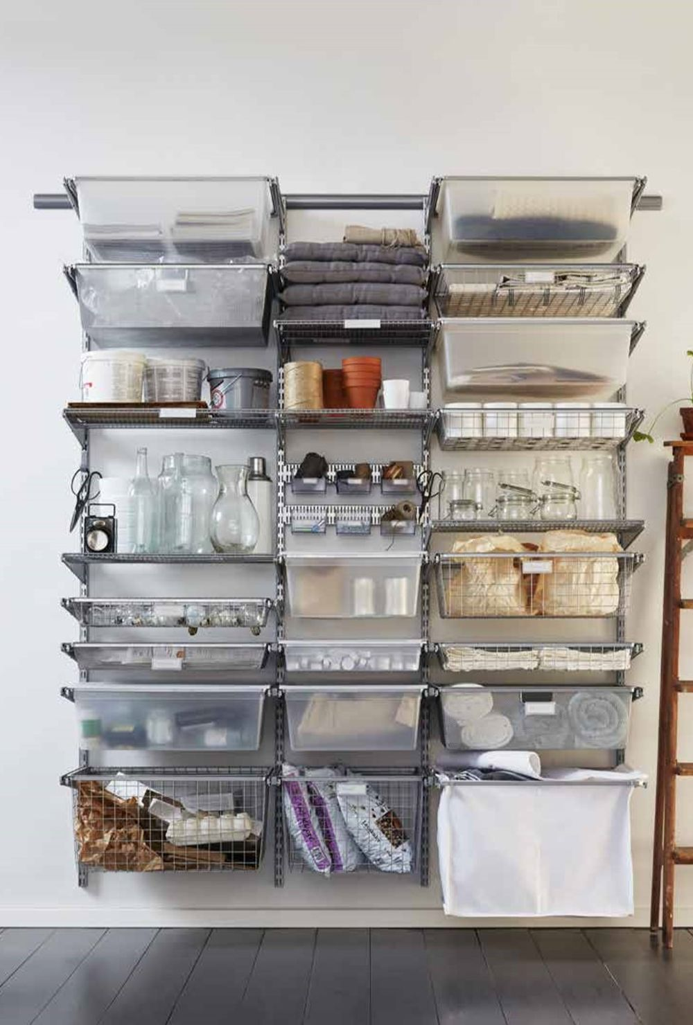 Elfa Shelving storage for anything
