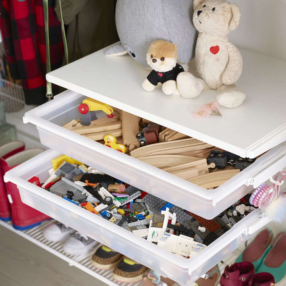 Elfa Storage for Kids