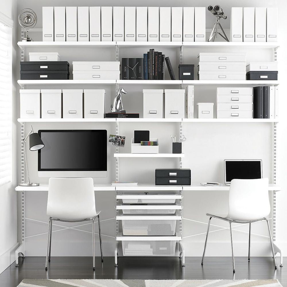 Office Storage system with Elfa