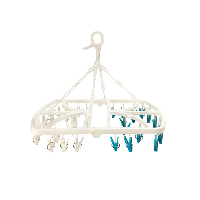 32 Peg Mini Clothes Airer