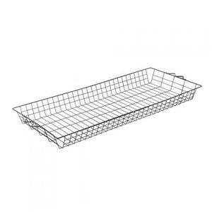 Basket for Large Garment Rack Black - WARDROBE - GARMENT RACKS - Soko & Co