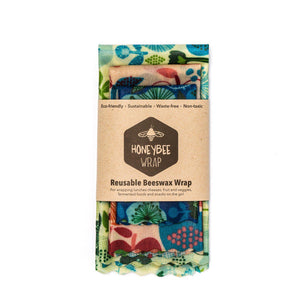 Beeswax Wrap 3 Pack - KITCHEN - ACCESSORIES - Soko & Co