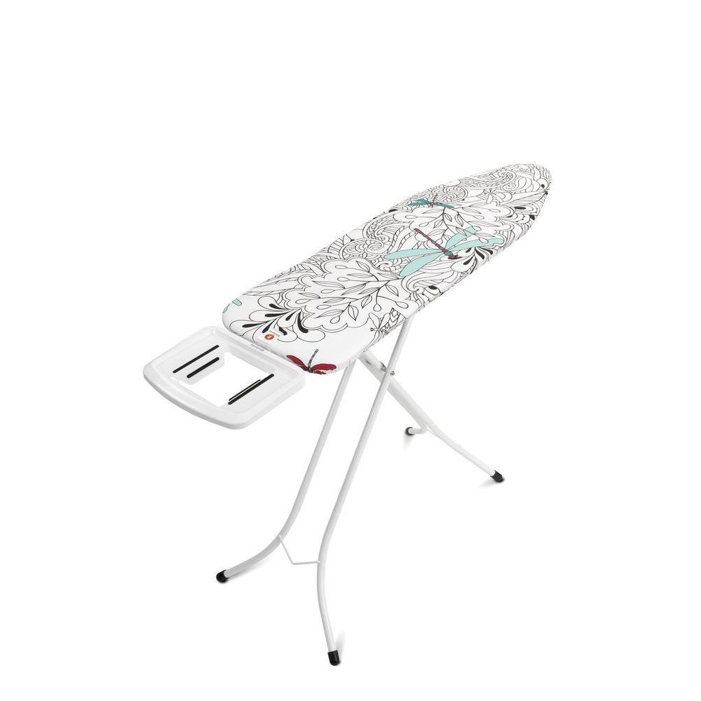 Brabantia Ironing Board Dragonfly 124x38cm - LAUNDRY - IRONING BOARDS - Soko & Co