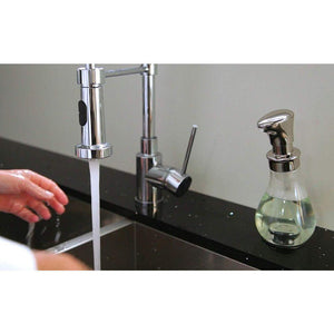 Cuisipro Foam Pump Chrome - KITCHEN - SINK STUFF - Soko & Co