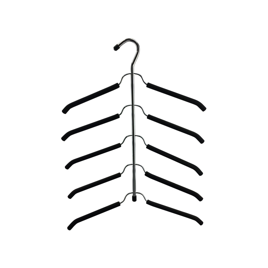 EVA Foam 5 Tier Shirt Hanger - WARDROBE - CLOTHES HANGERS - Soko & Co