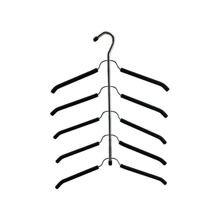 EVA Foam 5 Tier Shirt Hanger