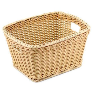 Icon Chef Woven Rectangle Medium - KITCHEN - BASKETS, TRAYS & BOARDS - Soko & Co