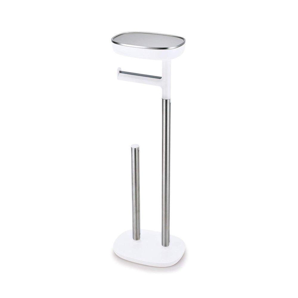 Joseph Joseph Easy-Store Toilet Paper Stand Stainless Steel - Soko & Co