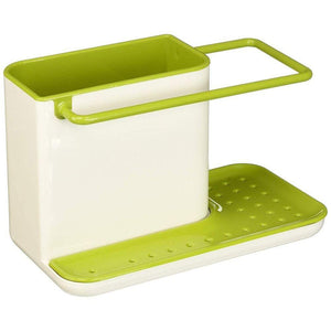 Joseph Joseph Sink Caddy White & Green - Soko & Co