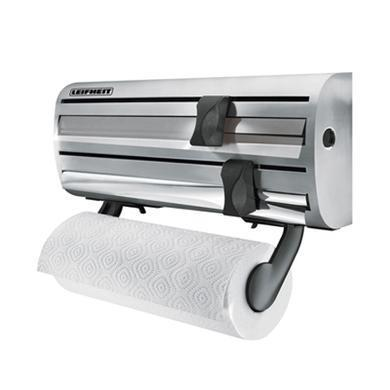Stainless Steel Leifheit Parat Roll Holder - KITCHEN - PAPER TOWEL DISPENSERS - Soko & Co