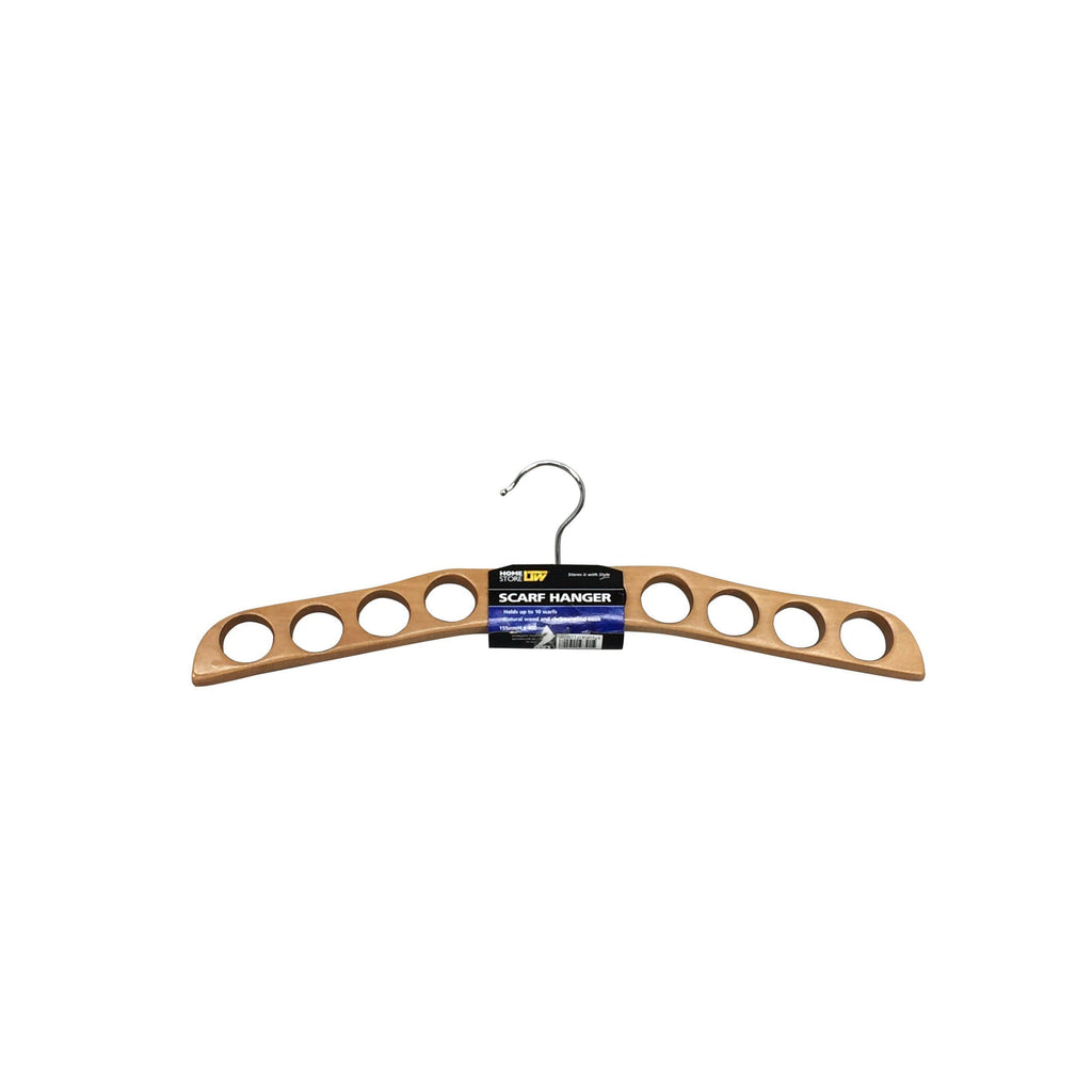 Timber Scarf Hanger - WARDROBE - CLOTHES HANGERS - Soko & Co