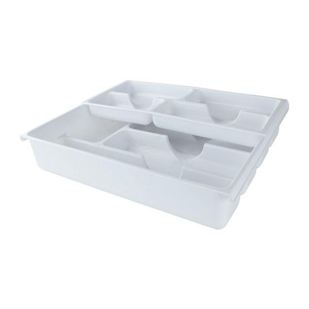 Trend Double Up Cutlery Tray - KITCHEN - CUTLERY TRAYS - Soko & Co