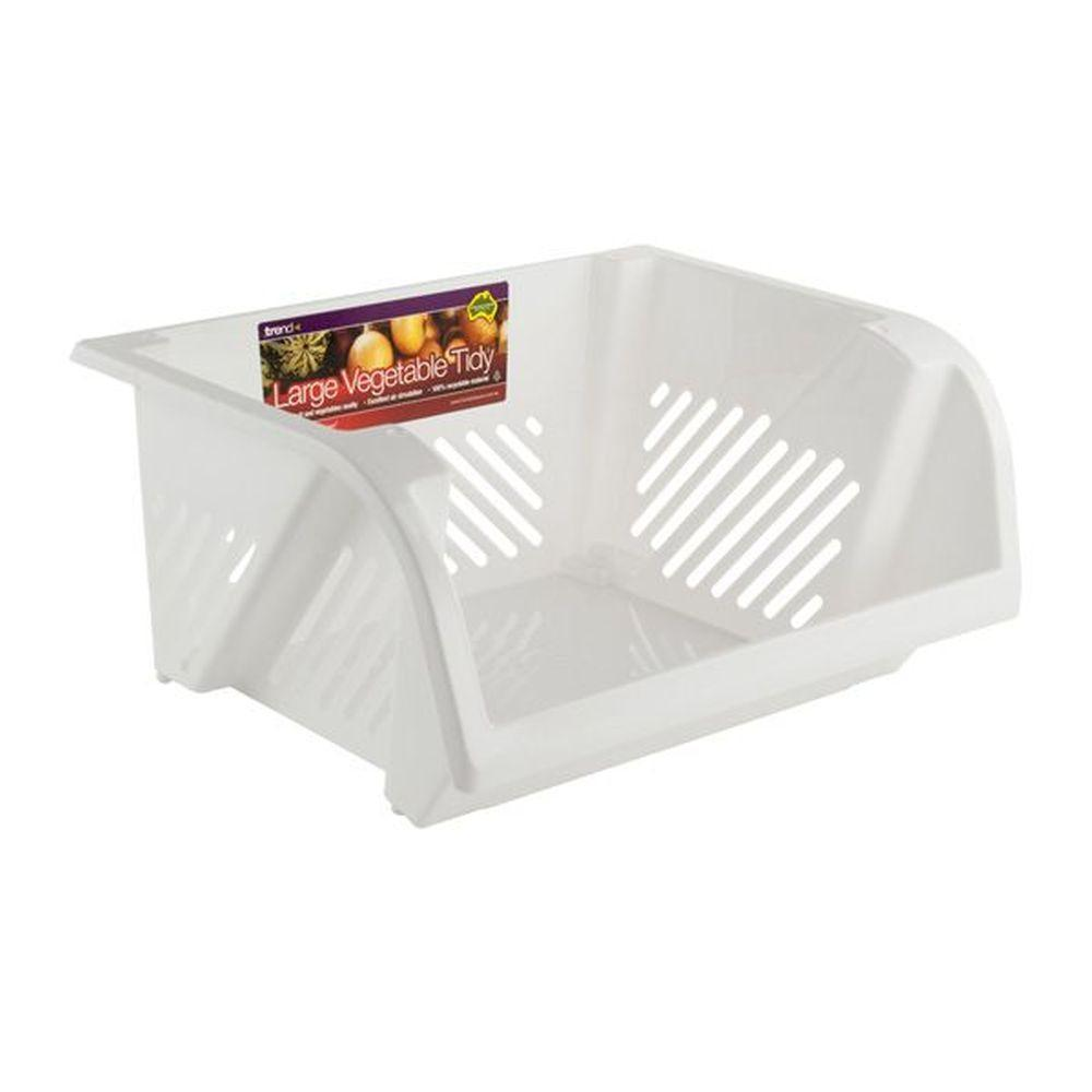 Trend Stackable Vegetable Tidy - KITCHEN - BASKETS, TRAYS & BOARDS - Soko & Co