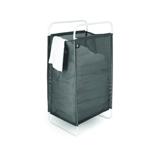 Umbra Cinch Laundry Hamper Grey - Soko & Co