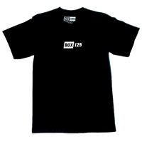 Exclusive BOX Logo Tee - Black