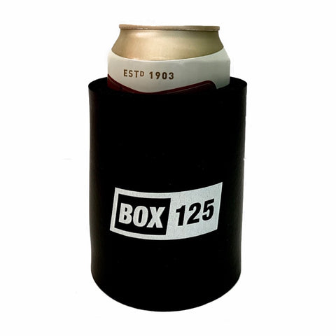 BOX 125 Foam Can Cooler
