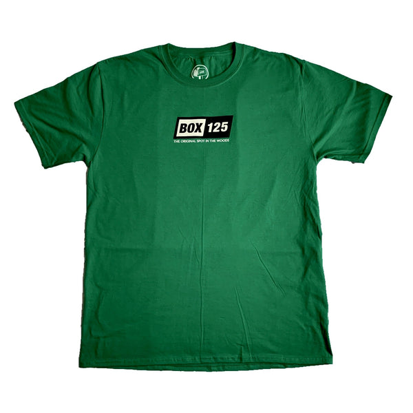 BOX OTF OG in the Woods Tee - Kelly Green