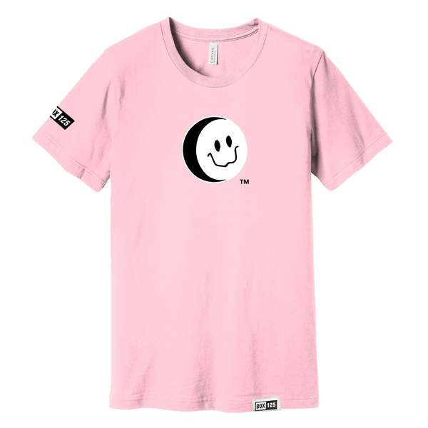 BOX OTF Smiley Tee - PINK