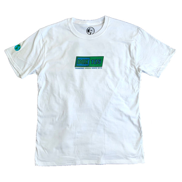 BOX OTF THINKING GREEN Tee - White