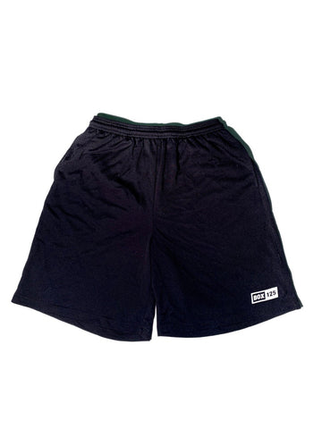 BOX Logo Athletic Shorts - Black