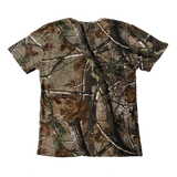 BOX LOGO TREE CAMO TEE