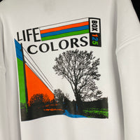 Life Colors Crewneck