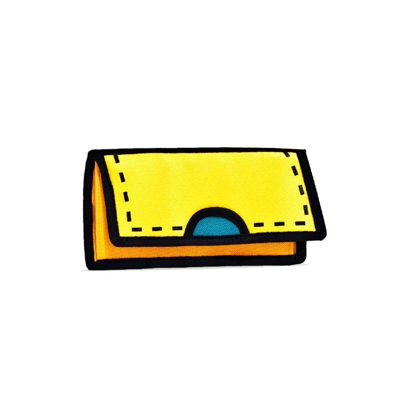 JumpFromPaper - SPOTLIGHT Wallet - yellow