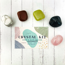 Drop & Give Me Zen Crystal Kit