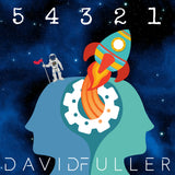 5 4 3 2 1 (Digital Download) | The David Fuller Music Shop