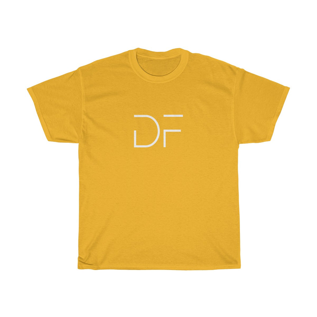 DF - Unisex Heavy Cotton Tee | The David Fuller Music Shop
