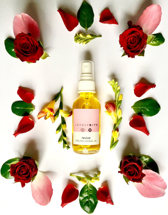 Revive Vaginal Dryness Oil