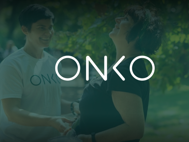 ONKO Health - Cancer Support App logo