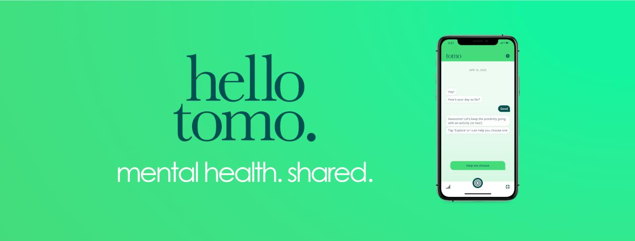 Tomo - Mental Health Community logo