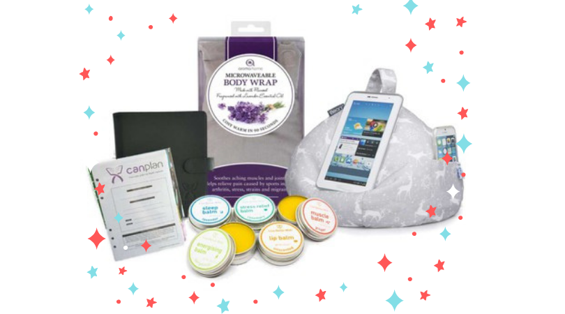 Ultimate Christmas Bundle gifts for cancer patients
