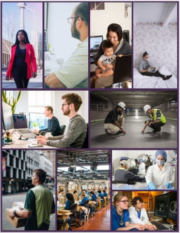 Supporting diverse workforces