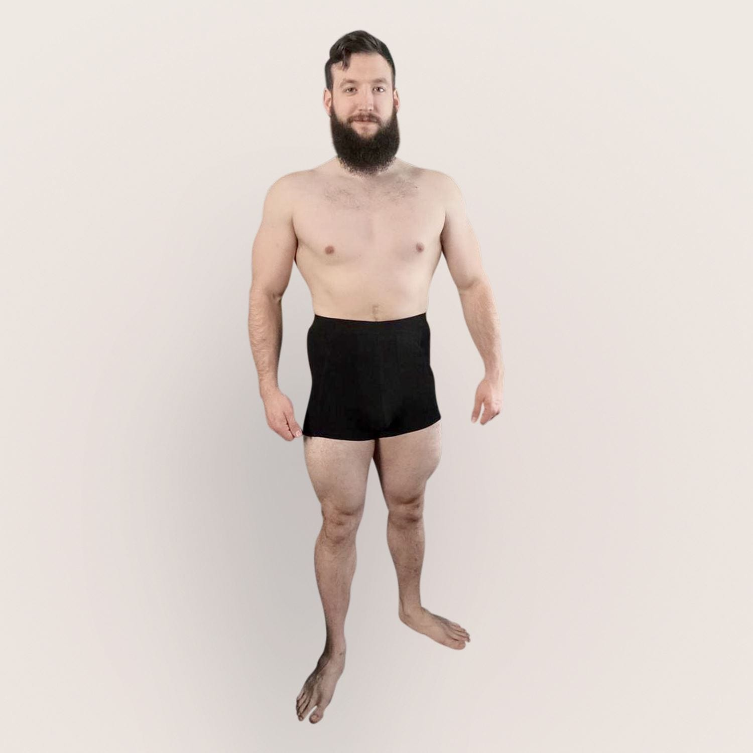 Vanilla Blush Men's Ostomy Underwear
