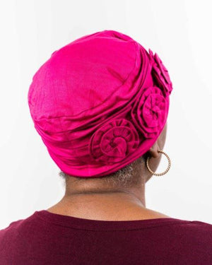 Live Better With 3 Roses Bamboo Hat