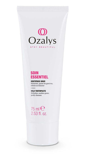 Ozalys Essential Care Refreshing Toothpaste with Ginger 75 ml