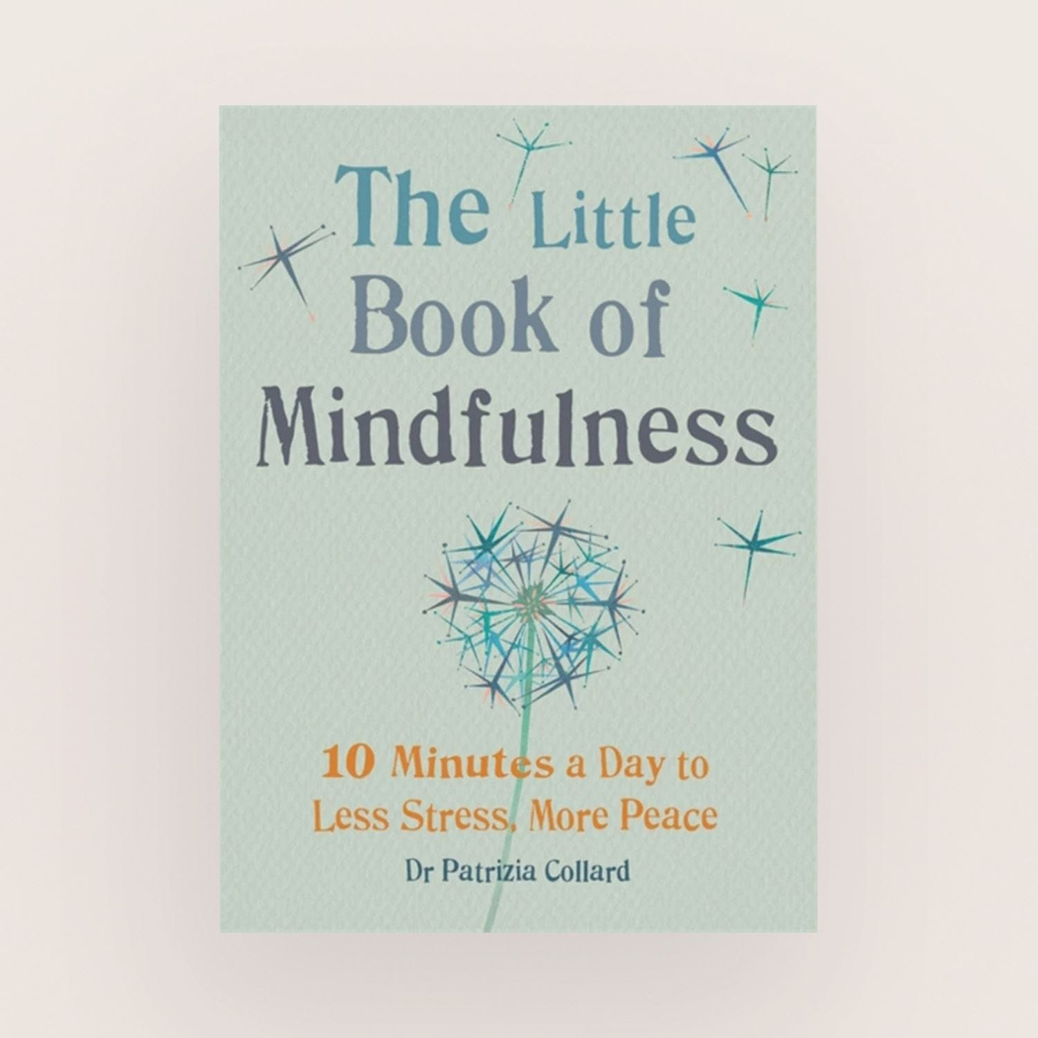 The Little Book Of Mindfulness For Cancer