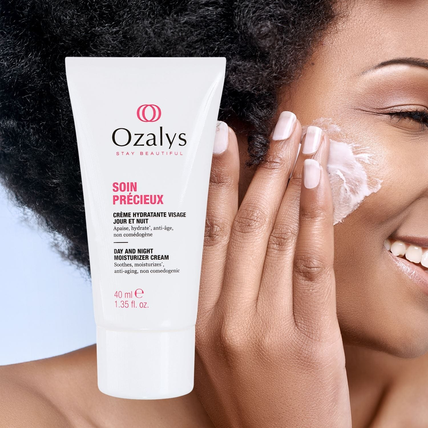 Ozalys Precious Care Day and Night Moisturizing Cream 40ml