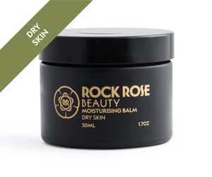 Rock Rose Beauty Moisturising Balm - Dry Skin