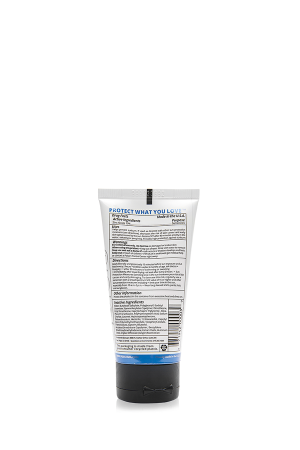 SPF 30 LOTION<br>WITH EarthWell Zinc Technology
