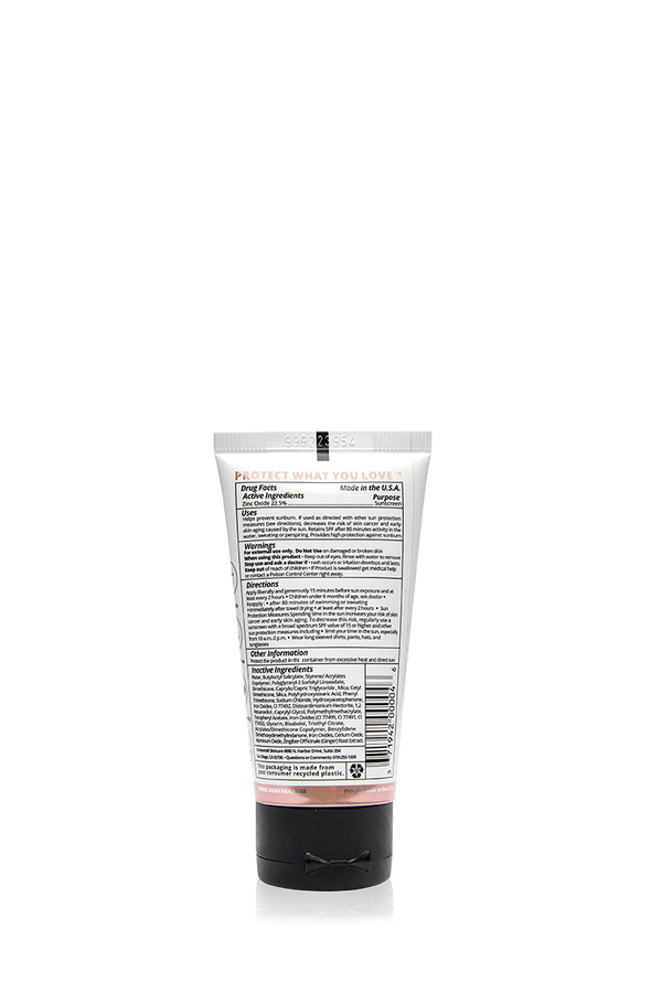 SPF 50 Tinted Lotion<BR>with EarthWell Zinc Technology