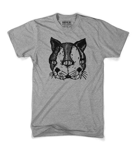 Three Eyed Cat Tee