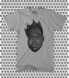Biggie Smalls woodcut Tee