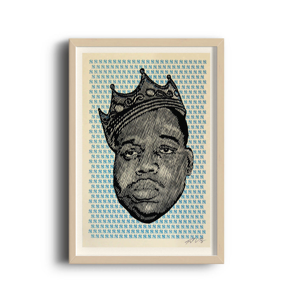 Biggie Smalls Print