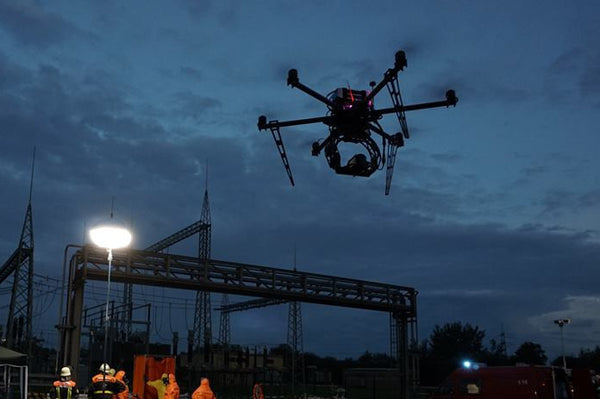 Hexa CineStar-6, RTF, Freefly, AV200, brushless, Photohigher, T-Motor, U5, DJI Wookong