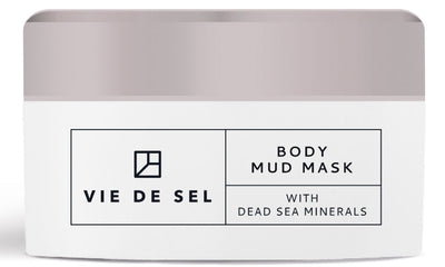 VIE DE SEL Body Mud Mask With Dead Sea Minerals