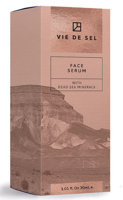 VIE DE SEL Face Serum With Dead Sea Minerals