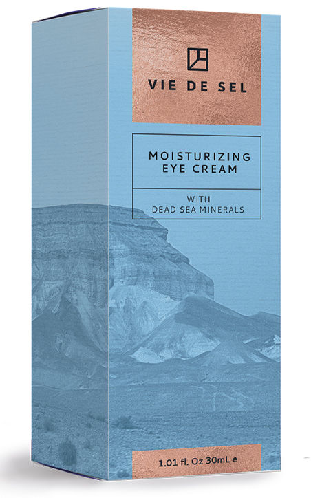 VIE DE SEL Moisturizing Eye Cream With Dead Sea Minerals
